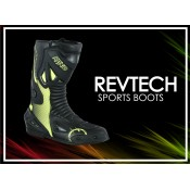 REVTECH SPORTS BOOTS- FLURO EDITION (2)