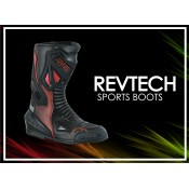 REVTECH SPORTS BOOTS- RED EDITION (1)