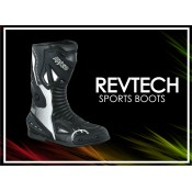 REVTECH SPORTS BOOTS- WHITE EDITION (0)