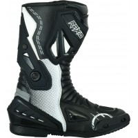 REVTECH RACING BOOTS-WHITE EDITION
