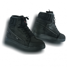 STREETTEK MOTORCYCLE SNEAKERS - BLACK
